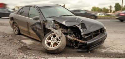 Sell Wrecked Car for Cash